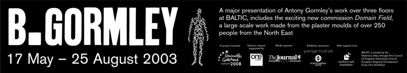 B.Gormley journal advert