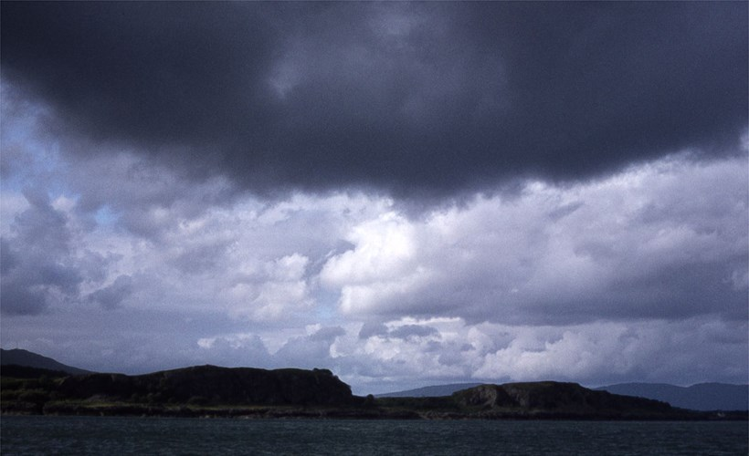 Alec Finlay: Participations: Wind Blown Cloud Archive: Slide (19)