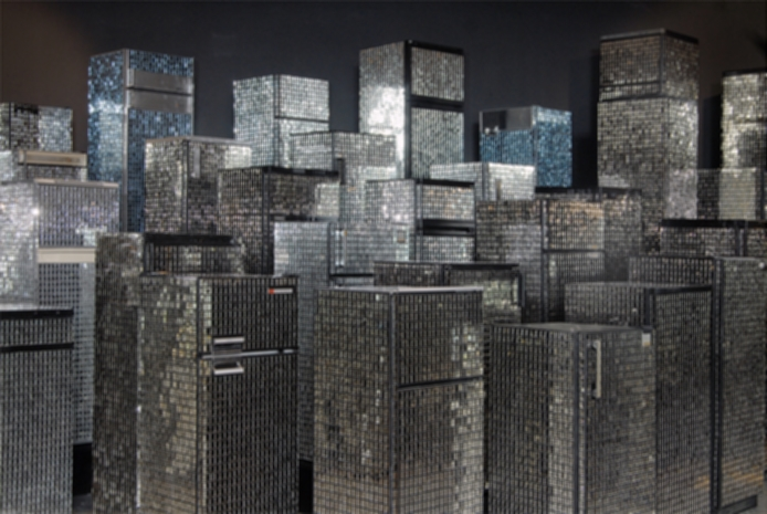 Kader Attia: Square Dreams