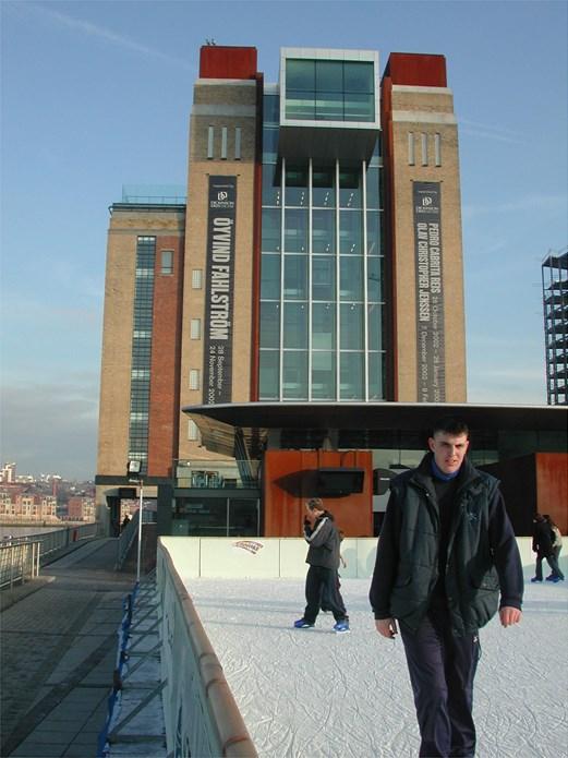 BALTIC: Ice Rink: December 2002