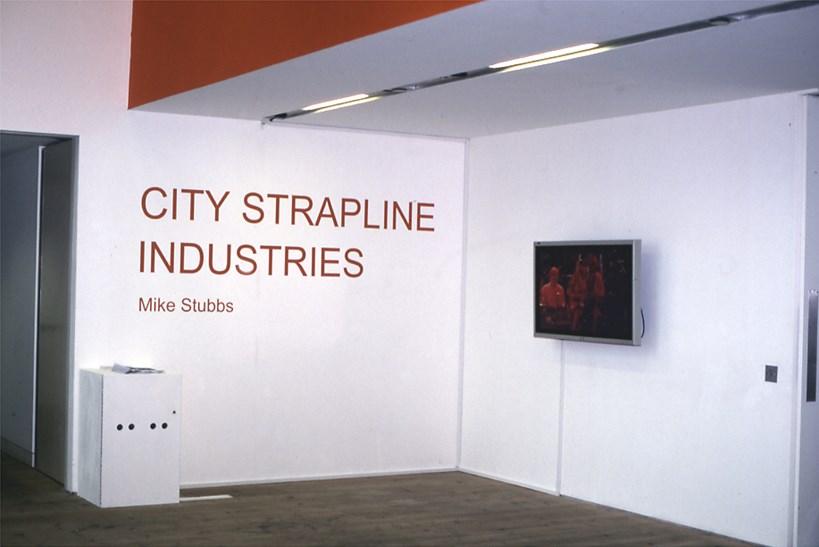 Mike Stubbs: City Strapline Industries (01)