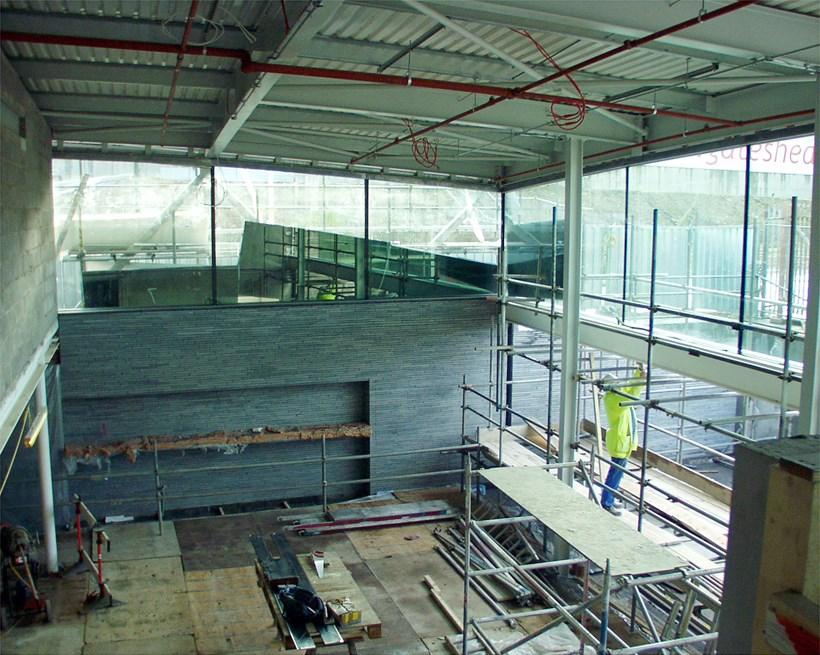 BALTIC Centre for Contemporary Art [2001/01/10] Café/Bar