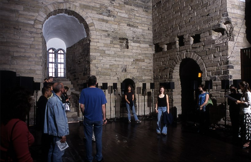 Janet Cardiff: Forty Part Motet (11)