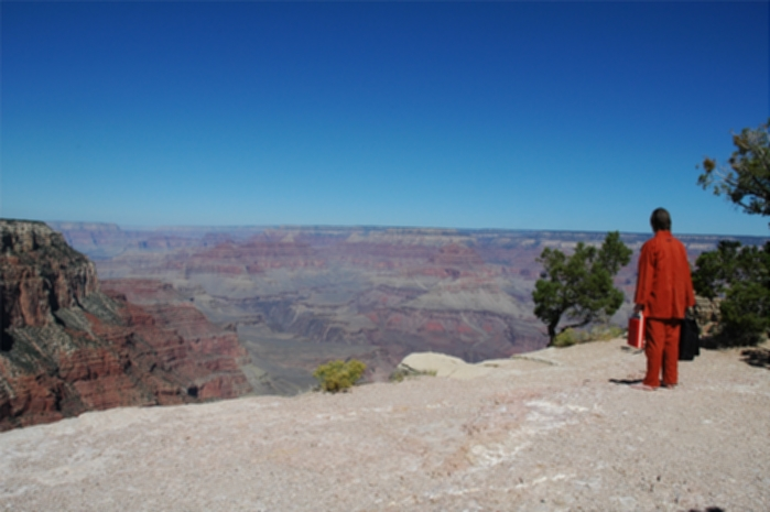 David Blandy: The Barefoot Lone Pilgrim