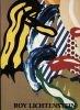 Roy Lichtenstein: Brushstroke Figures  1987 - 1989