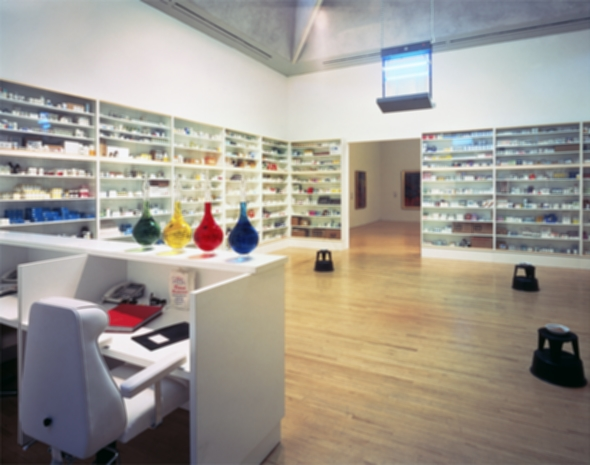 Damien Hirst: Pharmacy
