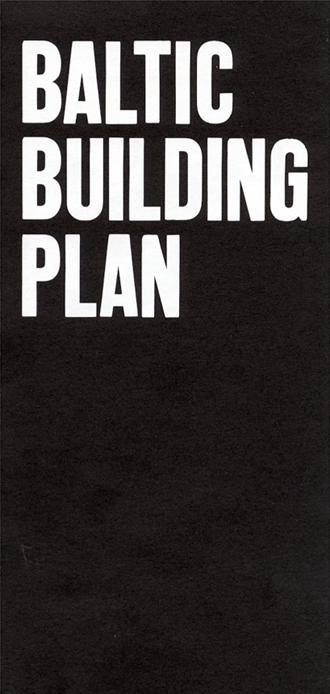 BALTIC Building Plan: September 2002
