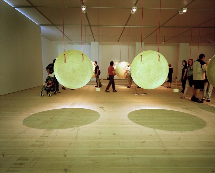 Jaume Plensa: The Gongs (05)