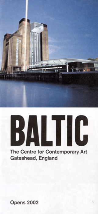 BALTIC: Opens 2002: Second Re-Print