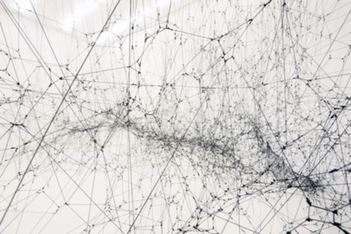 Tomas Saraceno: 14 Billions (working title)