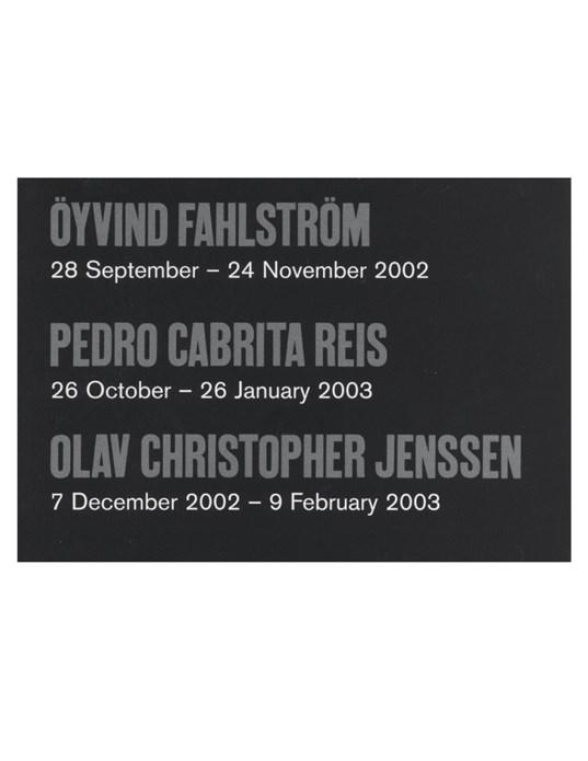 Autumn Season Postcard: 2002