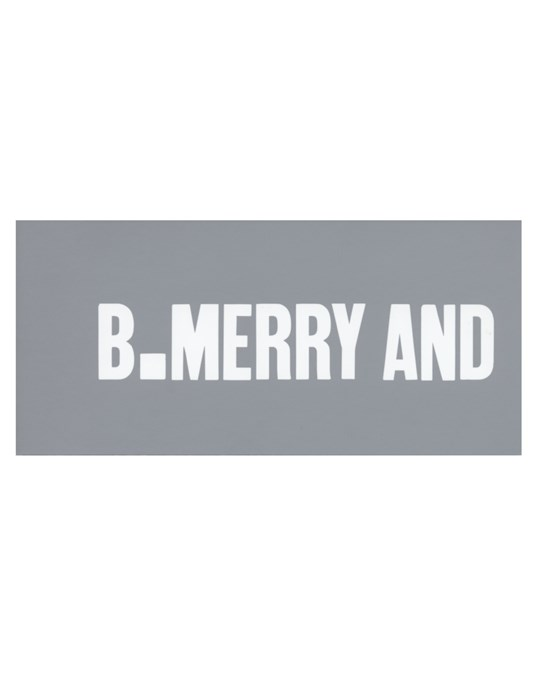 B.MERRY: BALTIC Christmas Card: 2003