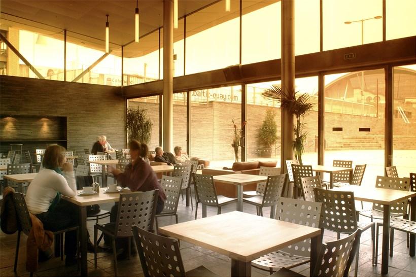 BALTIC Centre for Contemporary Art [2004/04/00] Café/Bar April 2004 (03)
