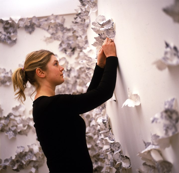Catherine Bertola: Lifeweek Installation (02)