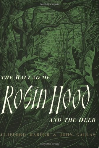 Clifford Harper: The Ballad of Robin Hood and the Deer