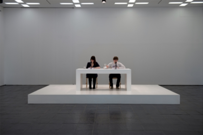 On Kawara: One Million Years