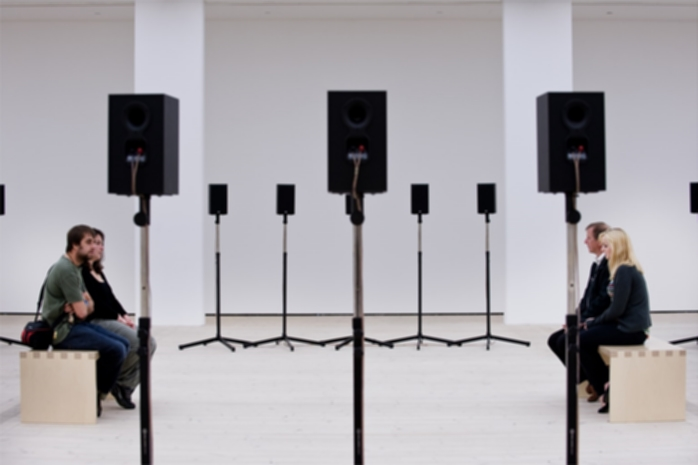Janet Cardiff: Forty Part Motet
