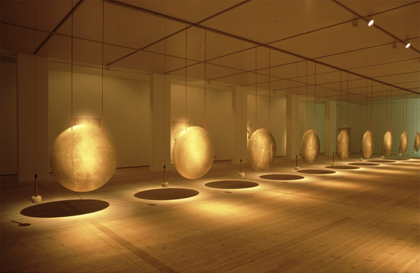 Jaume Plensa: The Gongs (03)
