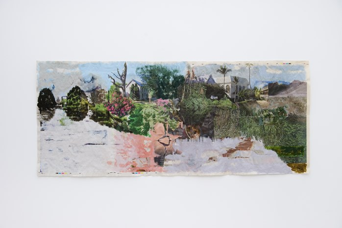 Tony Swain: Undetailed Progress
