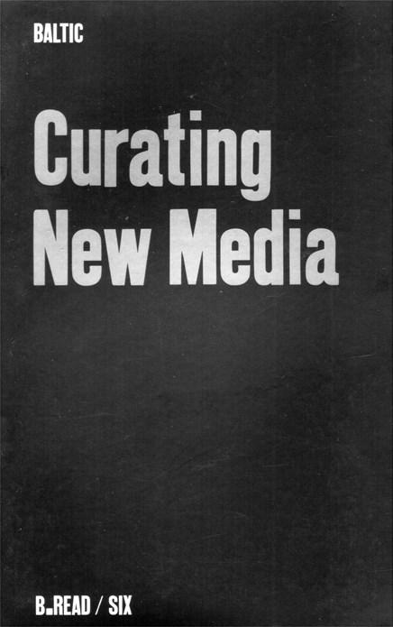 Curating New Media Seminar (08) Matthew Gansallo presentation