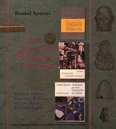 Daniel Spoerri: An Anecdoted Topography of Chance