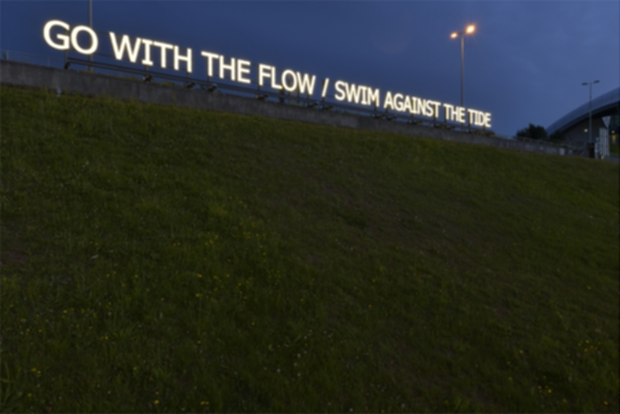 Tim Etchells: With/Against