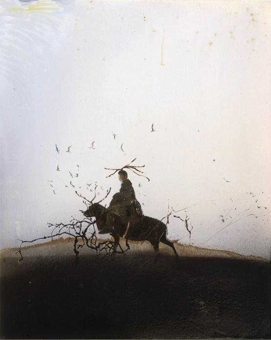 Elizabeth Magill: Even (on a Reindeer)