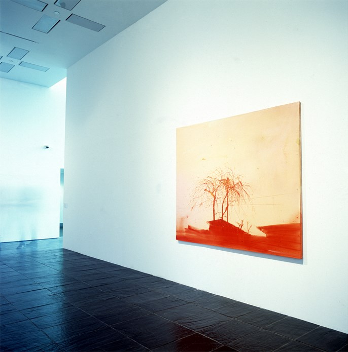 Elizabeth Magill: Recent Paintings: Exhibition Images (05)