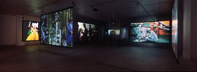 Julian Rosefeldt: Asylum: Exhibition Images (01)