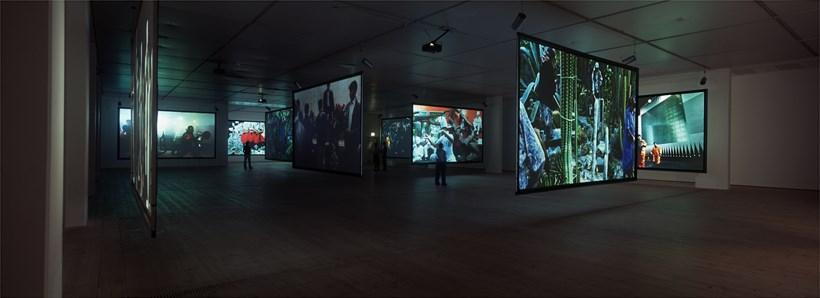 Julian Rosefeldt: Asylum: Exhibition Images (02)