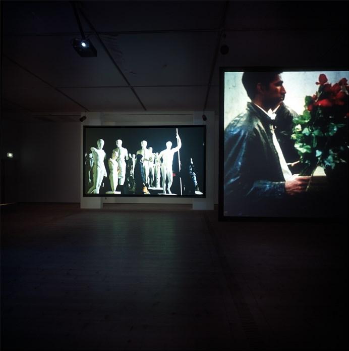 Julian Rosefeldt: Asylum: Exhibition Images (07)