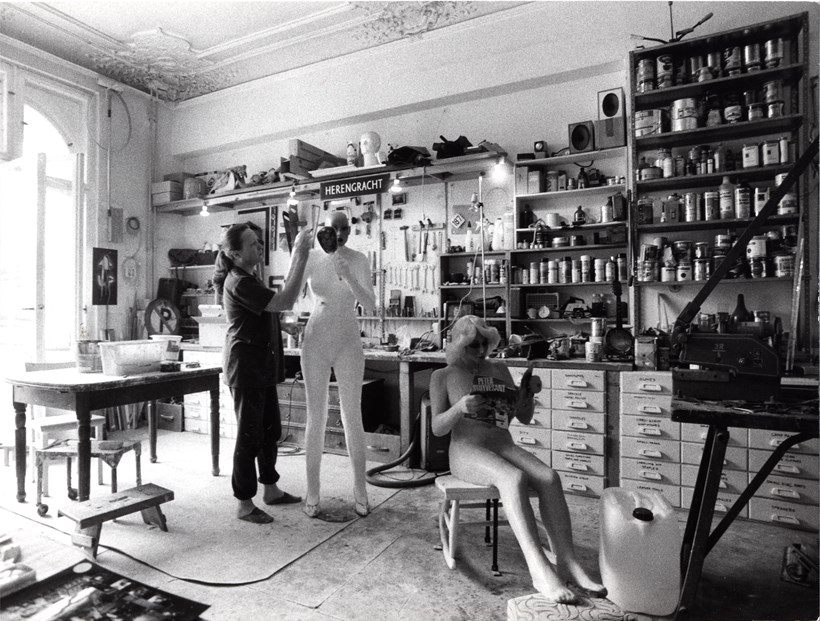 Kienholz: Making of Hoerengracht