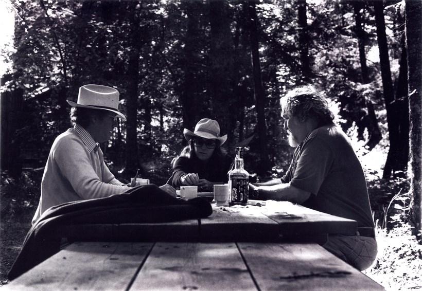 Kienholz: Walter Hopps, Nancy Reddin Kienholz and Ed Kienholz