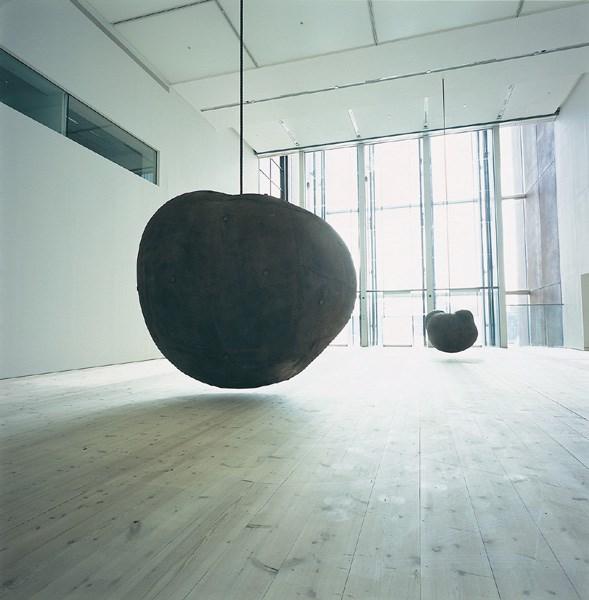 Antony Gormley: Body and Fruit (1993)