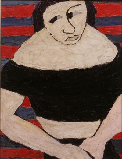 Carol Rama: Betty (1938)
