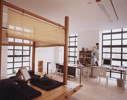 Alec Finlay: Artists Studio with Renga platform