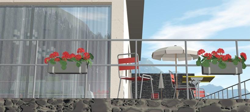 Monica Studer, Christoph Van Den Berg: Hotel Sundeck